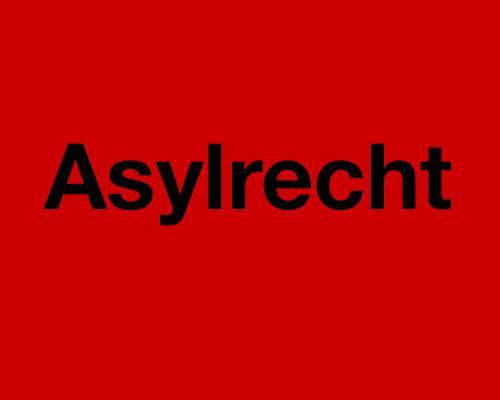 Informationen zum Asylverfahren von syrischen, eritreischen und afghanischen Staatsangehörigen