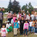 Zirkusbesuch im Patenprogramm 'Menschen helfen Menschen'