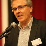 Wilhelm Frenz vom Vorstand führte durch den Abend
