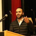 Merae Alkhalaf, Informatiker aus Syrien, ist schon seit einem Jahr hier und nat noch immer keine Anerkennung seines Asylantrages.