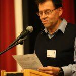 Rolf Schwarz berichtet vom AK Ausbildung und Arbeit, der erst kürzlich neu gegründet wurde