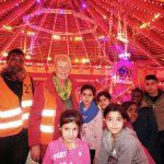 ESV spendet Zirkus-Eintrittskarten für Flüchtlingskinder