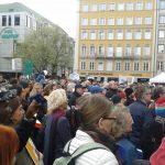 Eichenauer Helfer bei der bayernweiten Helferversammlung am Marienplatz